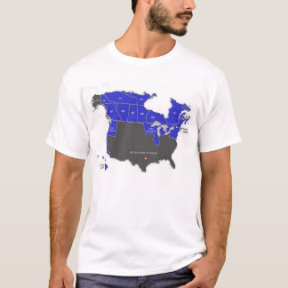 The United States of Texas T-Shirt