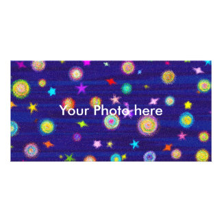 The Universe A2f Photo Greeting Card