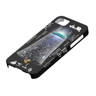 The Universe iPhone 5 Cover