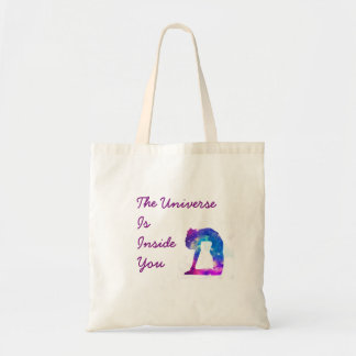 The Universe is Inside of You Tote Bag