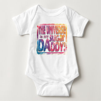 The Universe is my Sugar Daddy New-Age Original Baby Bodysuit