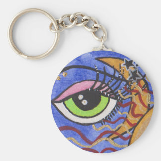 The Universe Key Chains