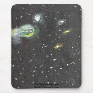The Universe Mouse Pad