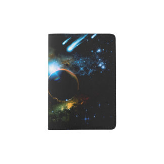 The universe of planets passport holder