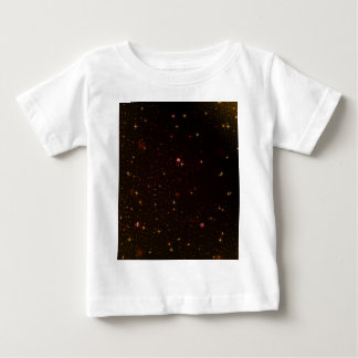 The Universe with Gold Stars Baby T-Shirt