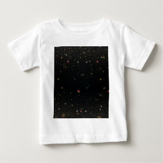 The Universe with Multicolor Stars Baby T-Shirt