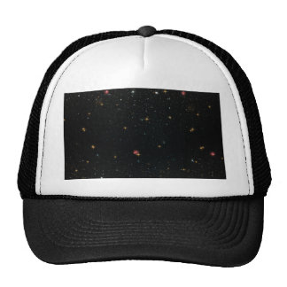 The Universe with Multicolor Stars Cap
