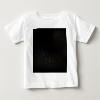 The Universe with White Stars Baby T-Shirt