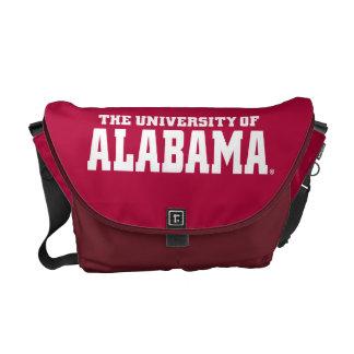 The University Of Alabama Messenger Bags