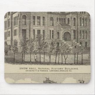 The University of Kansas Mousepad