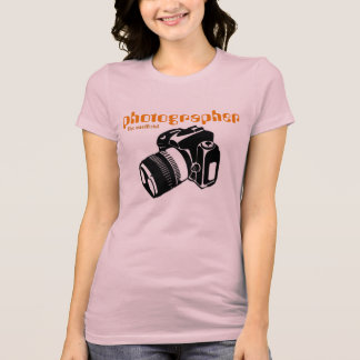 'The Unofficial Photographer' T-Shirt