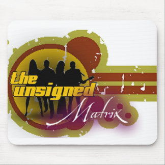 The Unsigned Matrix  Mouser Mouse Pad