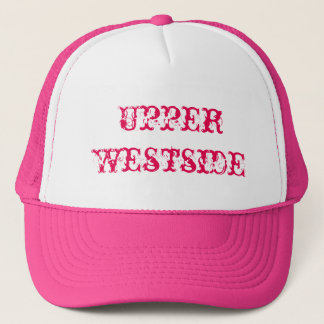 The Upper Westside Trucker Hat
