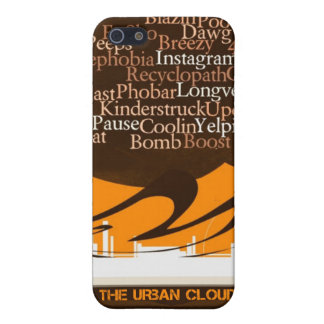 The Urban Cloud iPhone 5/5S Covers