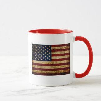 The USA/Grunge Mug