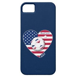 The USA National Soccer Team Soccer of the United  iPhone 5 Cover