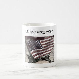 The USA Patriot Act Basic White Mug