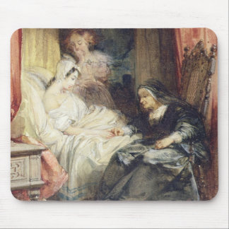The Use of Tears, 1827 (w/c and bodycolour over gr Mouse Pad