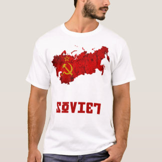 The USSR / Soviet Union T-Shirt