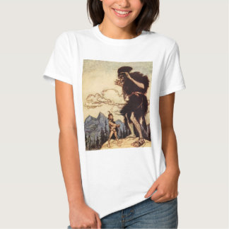 The Valiant Tailor T Shirts