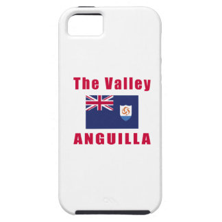 The Valley Anguilla capital designs iPhone 5 Covers