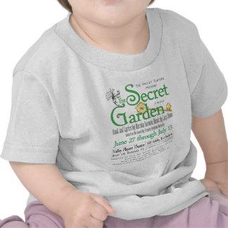 The Valley Players Secret Garden Apparel Shirts