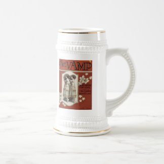 The Vamp Vintage Songbook Cover Mugs