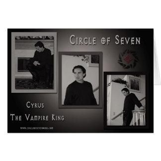 The Vampire King card