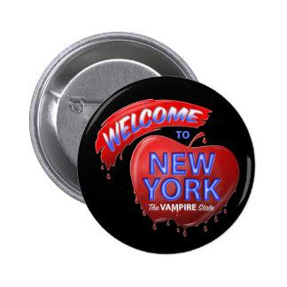 The Vampire State 6 Cm Round Badge
