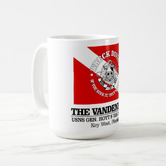 The Vandenberg (best wrecks) Coffee Mug