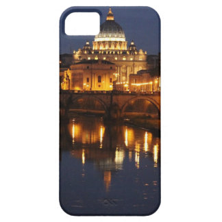 The Vatican At Night iPhone 5 Cover