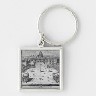 The Vatican, Rome Key Chains