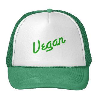 The Vegan Trucker Cap