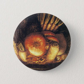 The Vegetable Bowl 6 Cm Round Badge