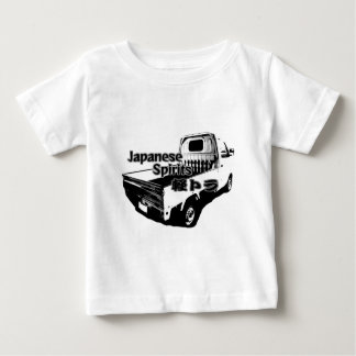 The vehicle which carries Japanese barrel mind, it Baby T-Shirt