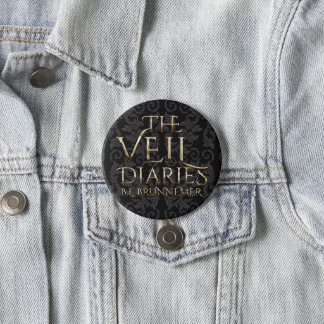 The Veil Diaries 7.5 Cm Round Badge