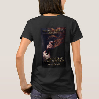 The Veil Diaries Book II Backside T-Shirt