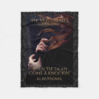 The Veil Diaries Book II Fleece Blanket