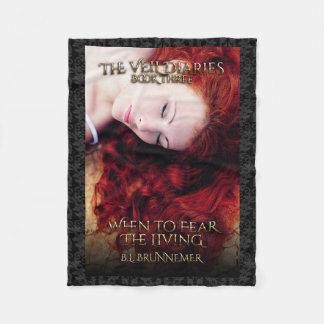 The Veil Diaries Book III Fleece Blanket