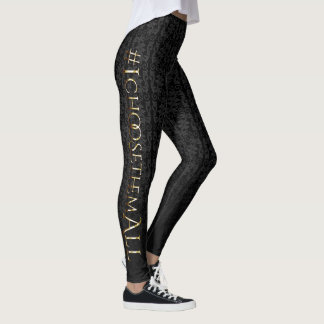 The Veil Diaries #iChooseThemAll Leggings