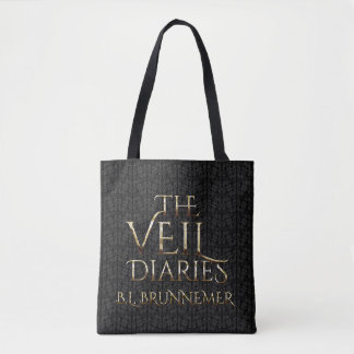 The Veil Diaries Tote Bag
