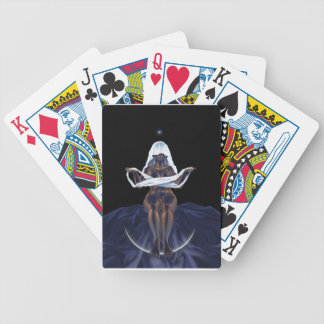 The Veiled One Poker Deck