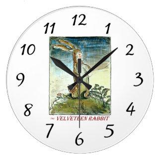 The Velveteen Rabbit Clock