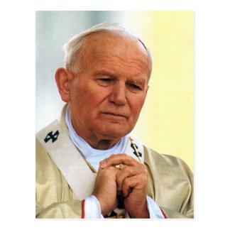 The Venerable Pope John Paul II Post Card