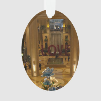 The Venetian Las Vegas, LOVE Ornament
