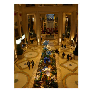 The Venetian Las Vegas, LOVE Postcard