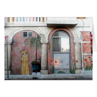 The Venice Horizon Suites Greeting Card