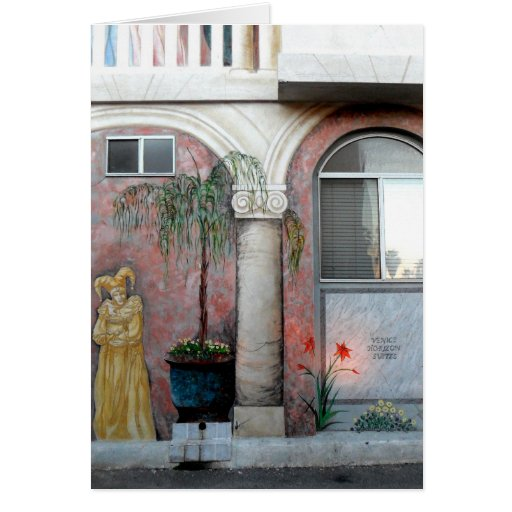 The Venice Horizon Suites Greeting Cards