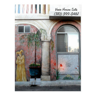The Venice Horizon Suites Postcard
