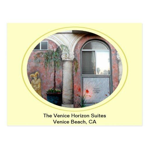 The Venice Horizon Suites Postcards